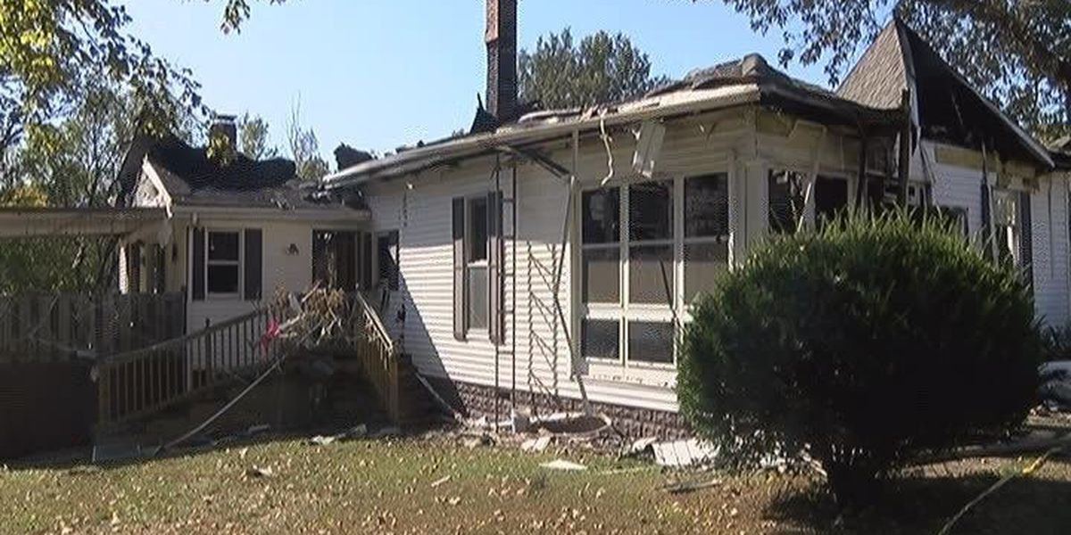 Family to rebuild after Pike Co. fire