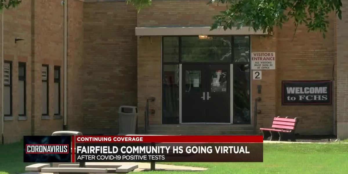 Fairfield Community High School going virtual following COVID-19 outbreak