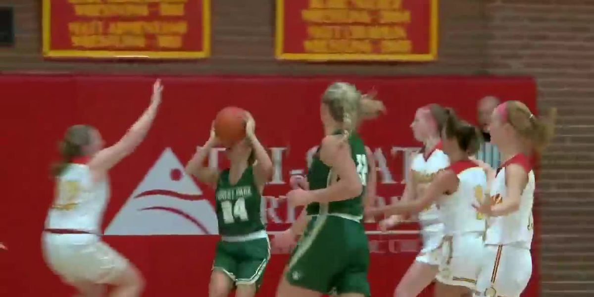HS GBB highlights: Forest Park vs Mater Dei
