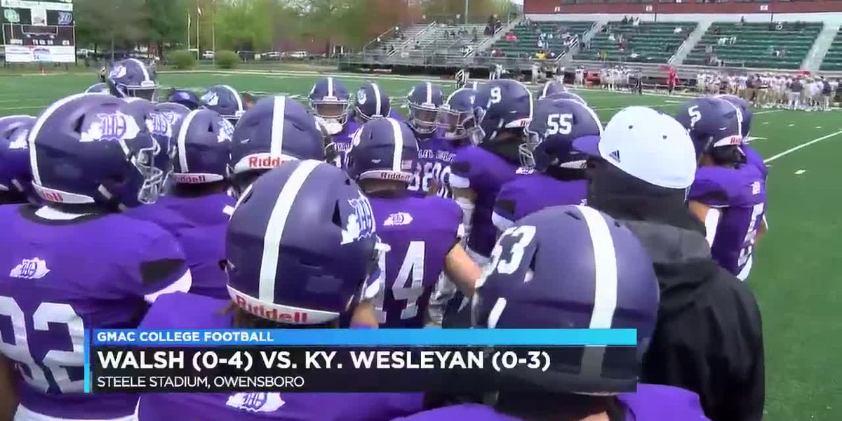 College Football: KWC vs. Walsh
