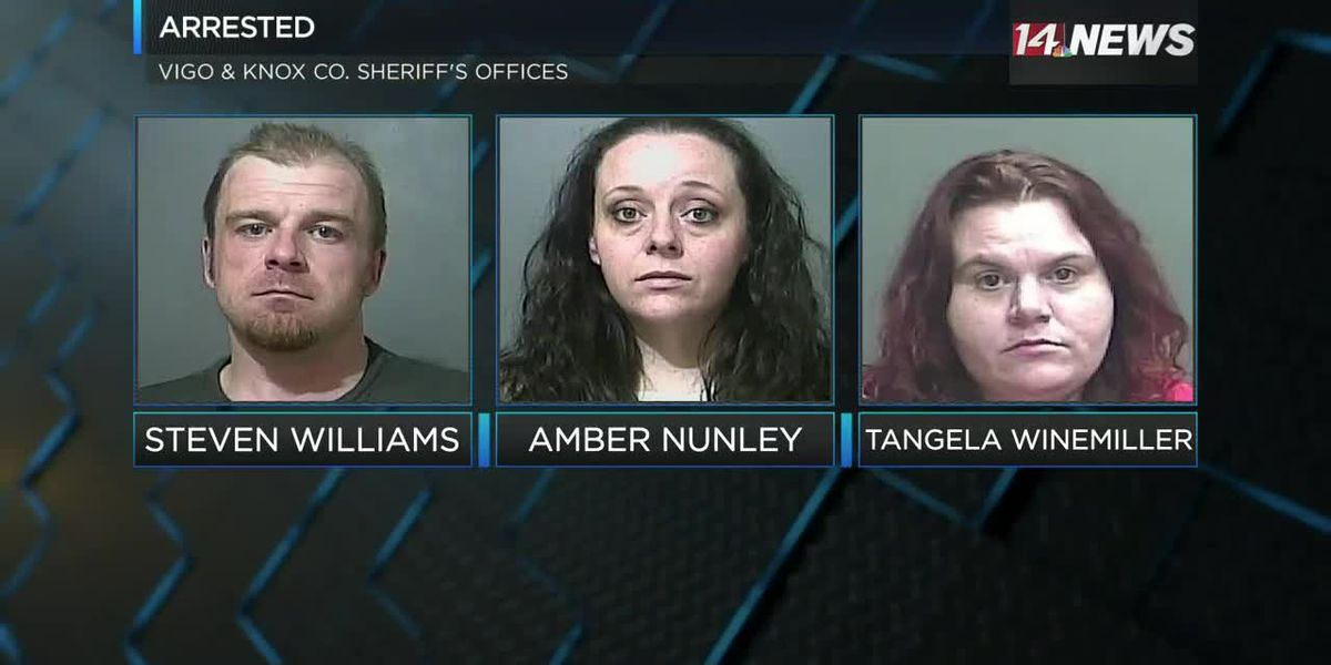 3 arrested in connection to multiple armed robberies across Illinois & Indiana
