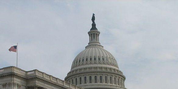 Spending bill passed to delay showdown over government shutdown