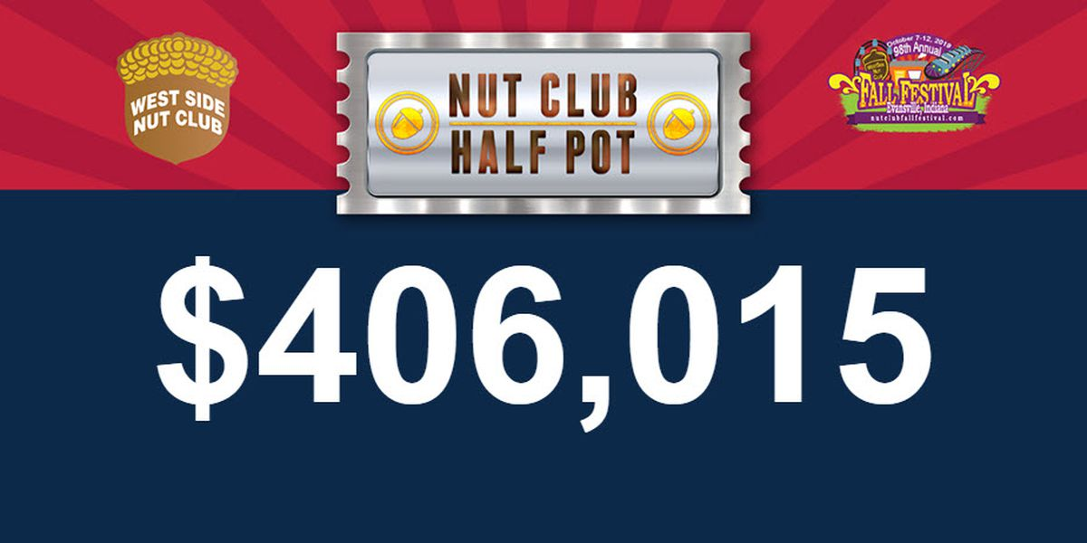 West Side Nut Club Half Pot passes $400k mark