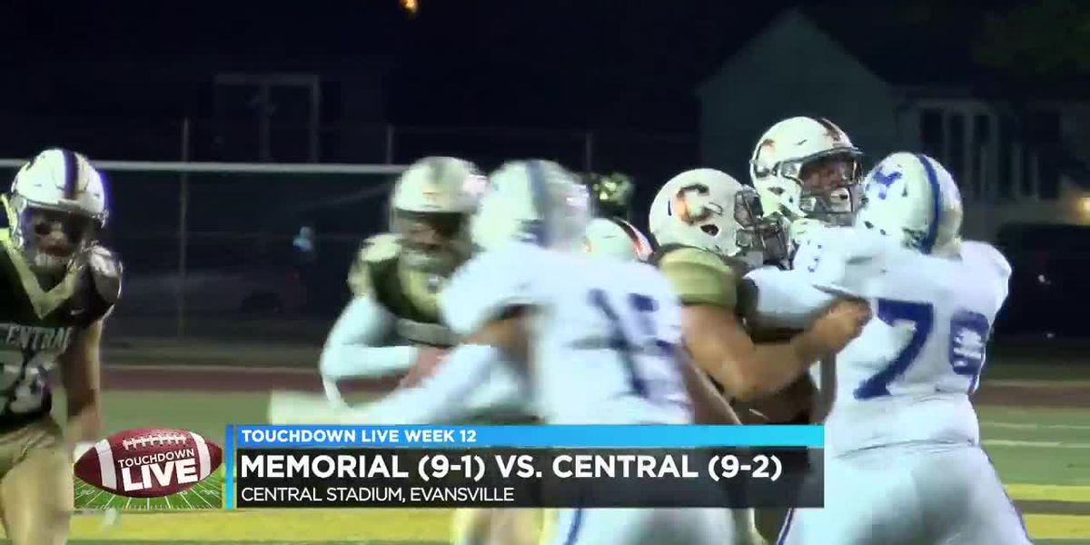 Touchdown Live Sectional Championship: Memorial vs Central