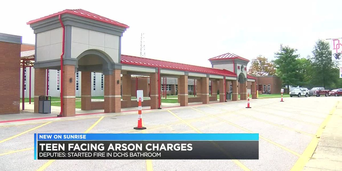 Daviess Co. teen facing arson charges