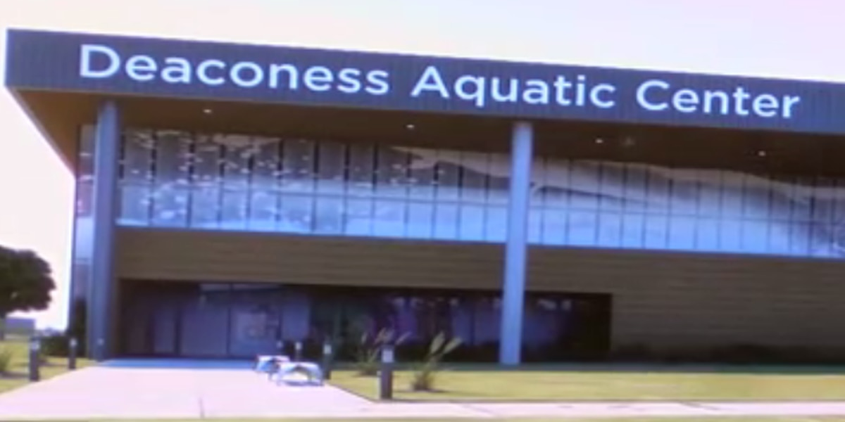 Officials break ground on Deaconess Aquatic Center
