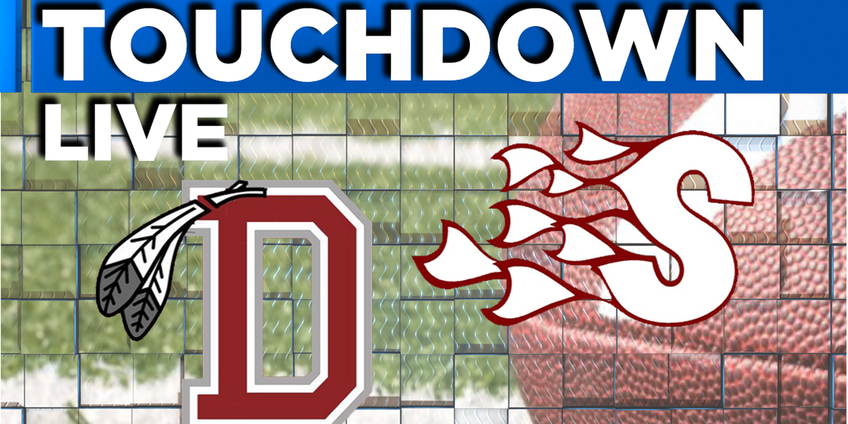 3A Football Semi-State Championship: Danville vs. Southridge