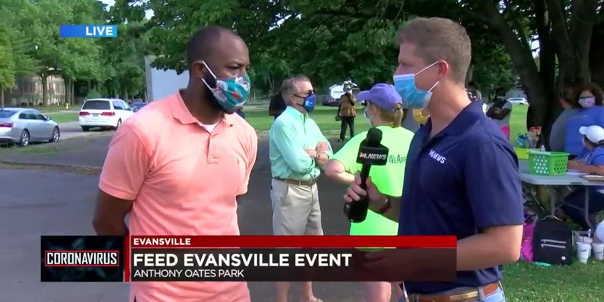 Traveling City Hall is now a Feed Evansville pickup location