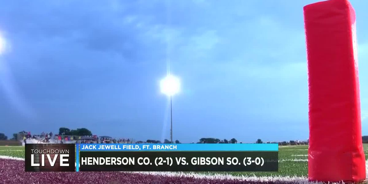 TDL Week 4: Henderson Co. vs Gibson Southern