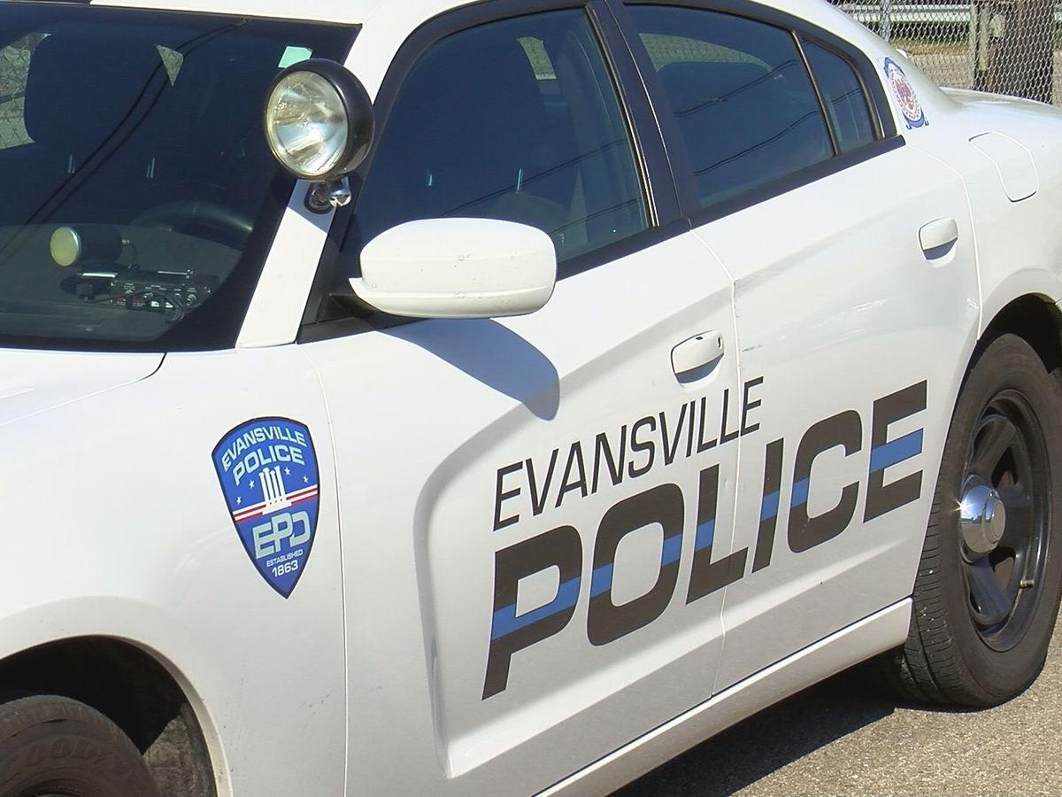 3 arrested after police chase in Evansville