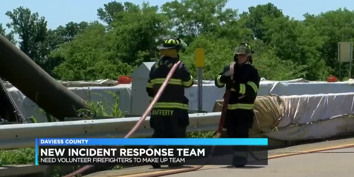 Daviess Co. FD creating new team to help fight fires