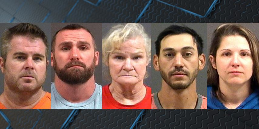 Multiple family members charged in Chesterfield murder-for-hire plot to kill witnesses in homicide case