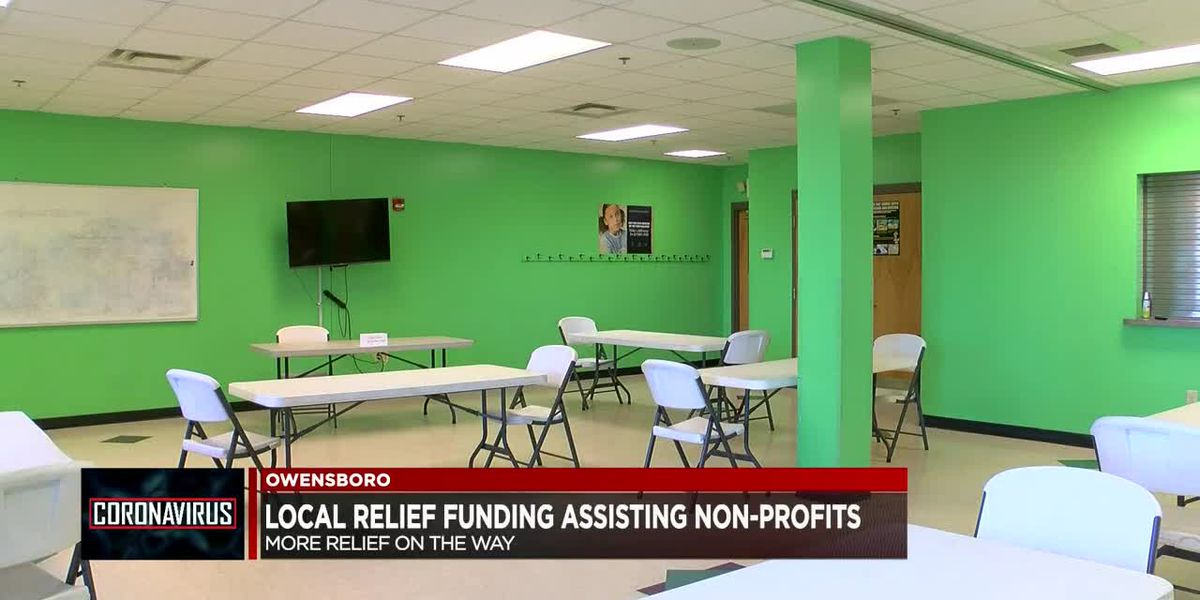 Relief funding assists non-profits in Owensboro